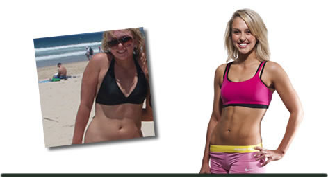 ORIGINAL BOOTCAMP Fitness - Weight Loss Transformations Megan